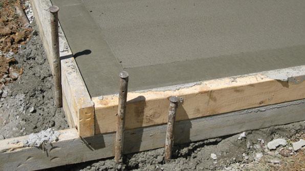 Nine steps to a replacement concrete driveway jim sloan for Removing concrete driveway